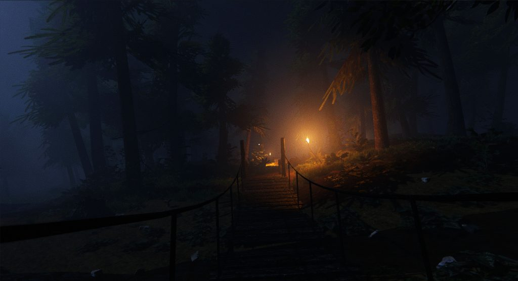 Seeking Evil: The Wendigo ホラーゲーム