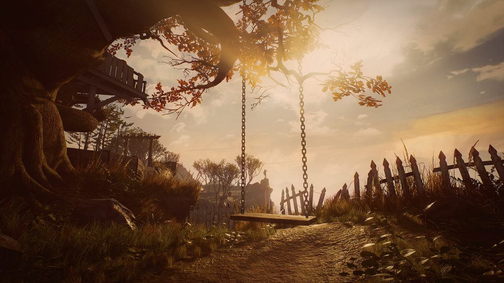 What's Remains of Edith Finch ホラーゲーム