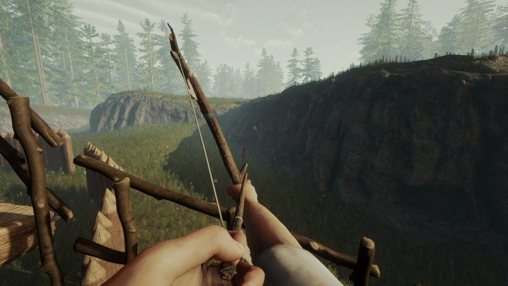 The Forest サバイバルホラーゲーム