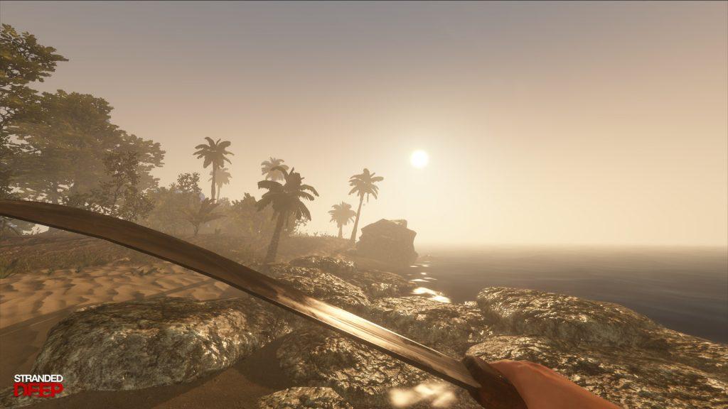 Stranded Deep サバイバルゲーム