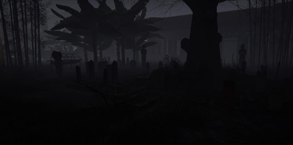 Dead Eye VR ホラーゲーム