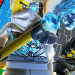 レゴ忍者再び!「LEGO ニンジャゴー ニンドロイド」悪と戦うアクションゲーム!
