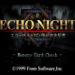 『エコーナイト#2 眠りの支配者』恋人を探しに亡霊の館へ踏み込むホラーゲーム