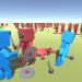 「ANCIENT WARFARE2」戦争をシミュレートしてバトルするアクションゲーム