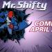 「Mr.Shifty」超能力によるスピーディなスタイリッシュアクション!