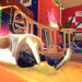 『Action Henk』オッサンが走る!コミカルなレースゲーム