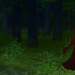 「My Little RED」赤ずきんが森を歩むダークアドベンチャーゲーム