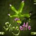 「Slingette」引っ張って飛び跳ねてゴールを目指すパズルアクション
