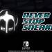 「Never Stop Sneakin'」基地に潜入し狂人の野望を阻止するアクションゲーム
