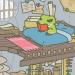 『旅かえる』カエルが旅から帰るスローライフ放置ゲーム