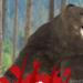 『くまといっしょ - 恐怖のクマ育成ゲーム』怖い怖い!スリルしかないヒグマとの生活が待っている無料ゲーム!