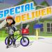 『Special Delivery(スペシャルデリバリー)』障害物を避けながら新聞を配達する非現実的なVRゲーム